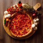 Pizza im La Piazza Villach - Restaurant Bar